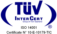 certificazione ISO 14001 steelform