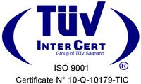 certificazione ISO 9001 steelform
